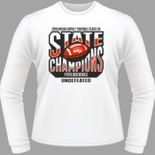 2018 AHSAA Super 7 Football State Champions - 2A