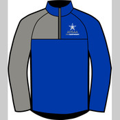 AHSAA Quarter Zip Jacket