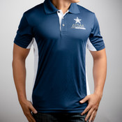AHSAA Side-Panel Polo